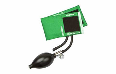 American Diagnostic Corporation ADC Child (13-19.5 cm) Green Adcuff Sphyg Inflation System