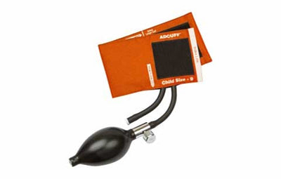 American Diagnostic Corporation ADC Child (13-19.5 cm) Orange Adcuff Sphyg Inflation System