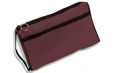 American Diagnostic Corporation ADC 888 Burgandy Premium BP Zipper Storage Case
