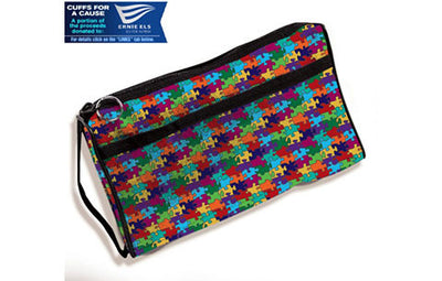 American Diagnostic Corporation ADC 888 Puzzle Pieces Premium BP Zipper Storage Case