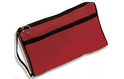 American Diagnostic Corporation ADC 888 Red Premium BP Zipper Storage Case