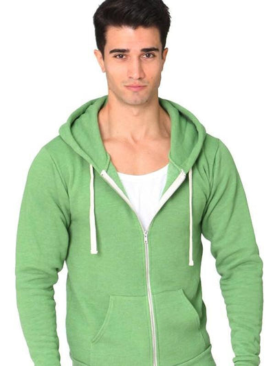 Organic Cotton Fleece Hoody