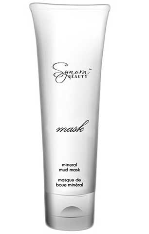 Mineral Mud Mask (120ml) by Synora Beauty