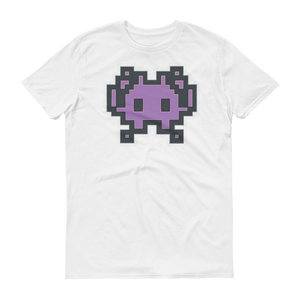 Men's Emoji T-Shirt - Alien Monster-Just Emoji