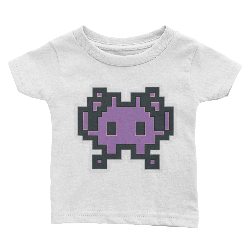 Emoji Baby T-Shirt - Alien Monster-Just Emoji