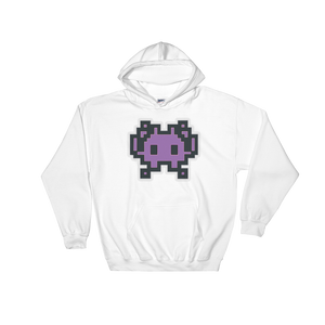 Emoji Hoodie - Alien Monster-Just Emoji