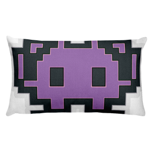 Emoji Bed Pillow - Alien Monster-Just Emoji