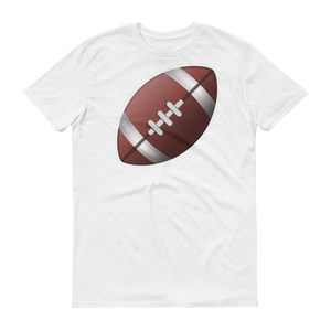 Men's Emoji T-Shirt - American Football-Just Emoji
