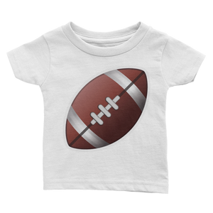 Emoji Baby T-Shirt - American Football-Just Emoji