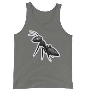 Men's Emoji Tank Top - Ant-Just Emoji