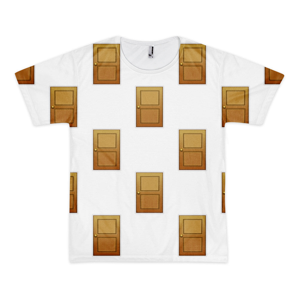 All Over Emoji T-Shirt - Door-Just Emoji  sc 1 st  Just Emoji & All Over Emoji T-Shirts - Objects \u2013 Page 3 \u2013 Just Emoji
