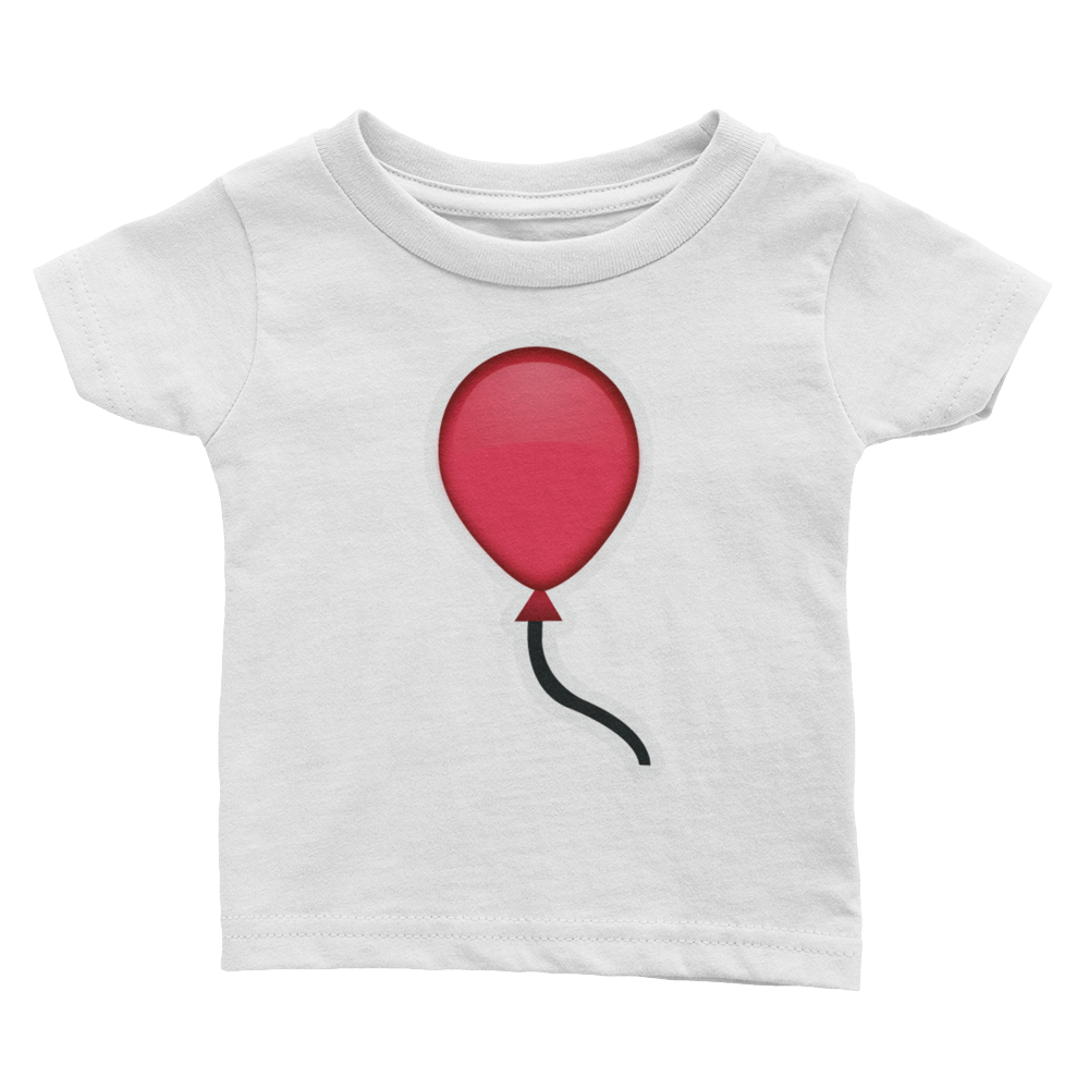 Emoji Baby T-Shirt - Balloon-Just Emoji
