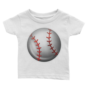Emoji Baby T-Shirt - Baseball-Just Emoji