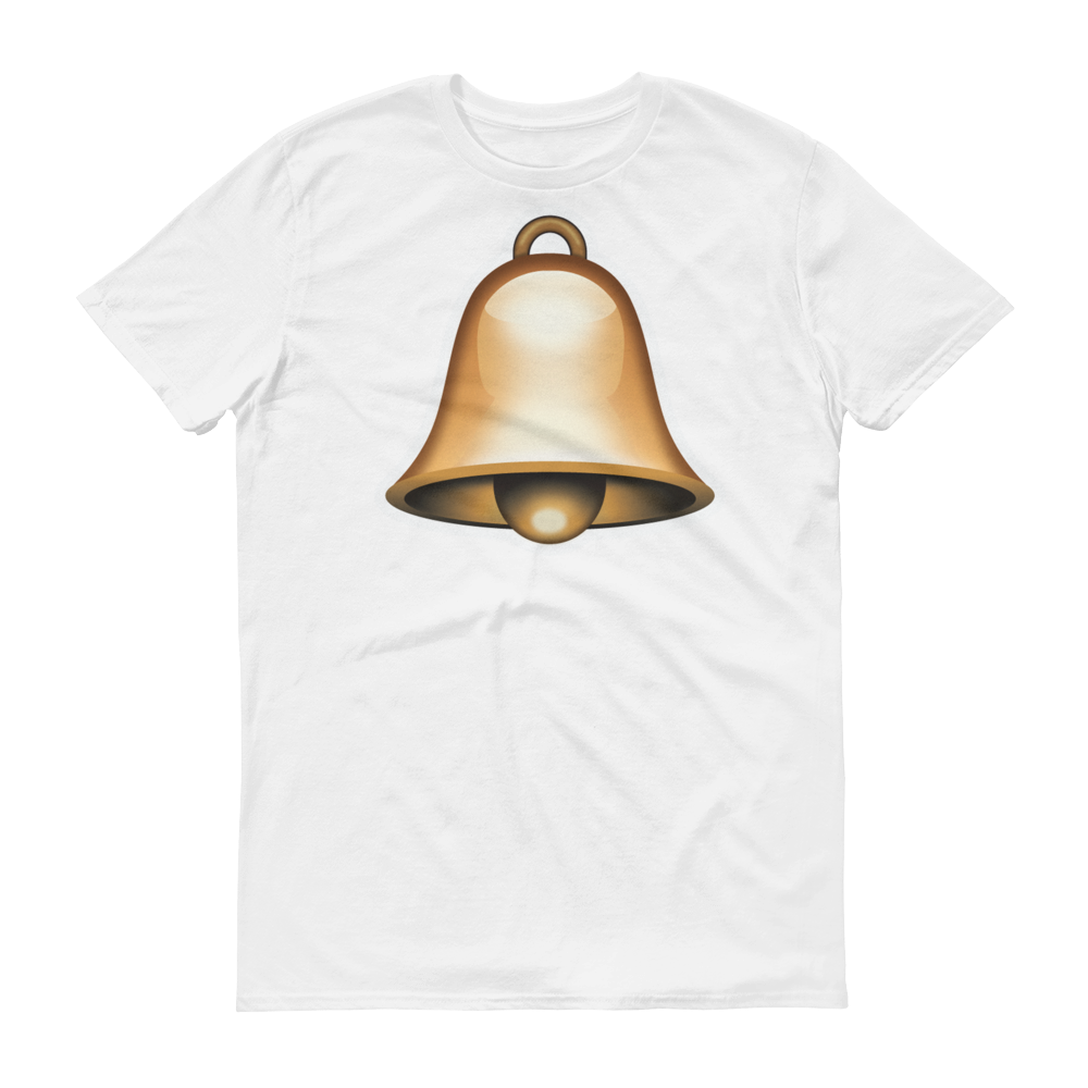Men's Emoji T-Shirt - Bell-Just Emoji