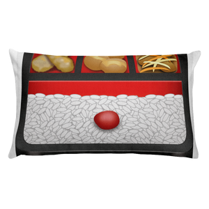 Emoji Bed Pillow - Bento Box-Just Emoji