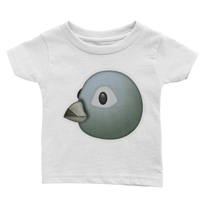 Emoji Baby T-Shirt - Bird-Just Emoji