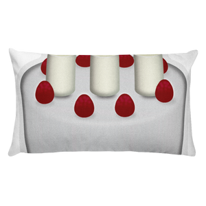 Emoji Bed Pillow - Birthday Cake-Just Emoji