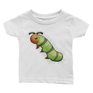 Emoji Baby T-Shirt - Bug-Just Emoji