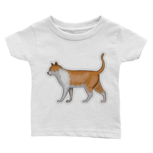 Emoji Baby T-Shirt - Cat-Just Emoji