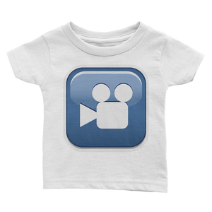Emoji Baby T-Shirt - Cinema-Just Emoji
