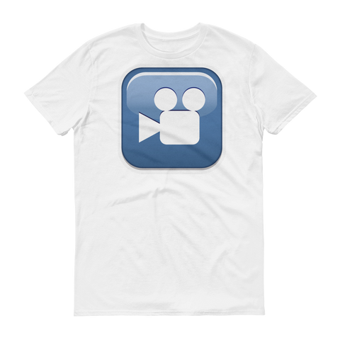 Men's Emoji T-Shirt - Cinema-Just Emoji