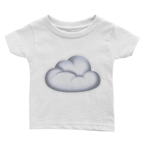 Emoji Baby T-Shirt - Cloud-Just Emoji