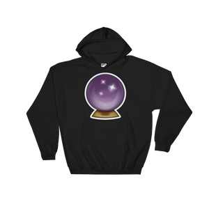 Emoji Hoodie - Crystal Ball-Just Emoji