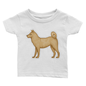 Emoji Baby T-Shirt - Dog-Just Emoji
