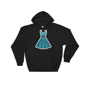 Emoji Hoodie - Dress-Just Emoji