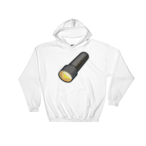 Emoji Hoodie - Flashlight-Just Emoji
