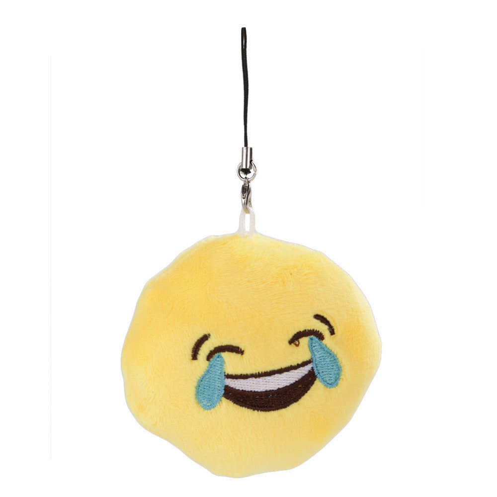 Emoji Keychain - Face With Tears Of Joy-Just Emoji