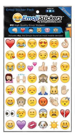 Emoji Stickers-Just Emoji