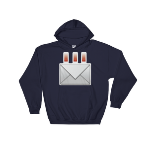 Emoji Hoodie - Incoming Envelope-Just Emoji