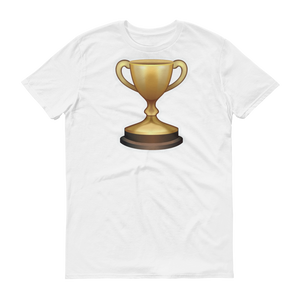 Men's Emoji T-Shirt - Trophy-Just Emoji