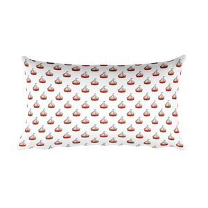 Emoji Bed Pillow - Circus Tent-Just Emoji