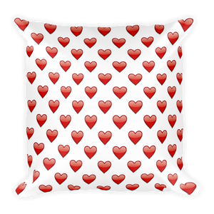 Emoji Pillow - Heart-Just Emoji