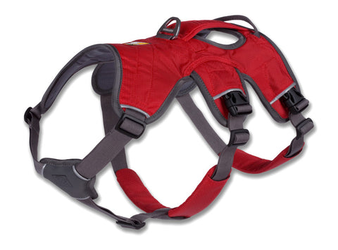 Web Master™ - Harness secure, reflective, multi-use