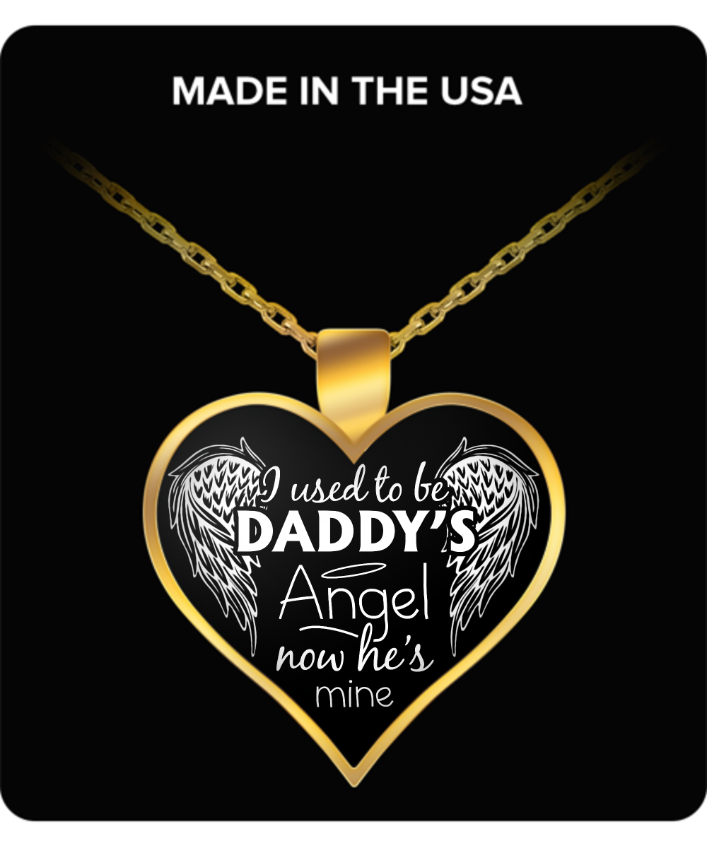 I Used To Be Daddy S Angel Now He S Mine Limited Edition