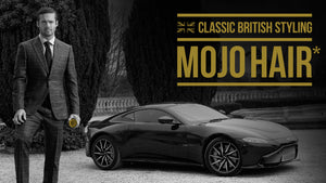 MOJO Hair Classic British Styling Film Featuring Spencer Matthews
