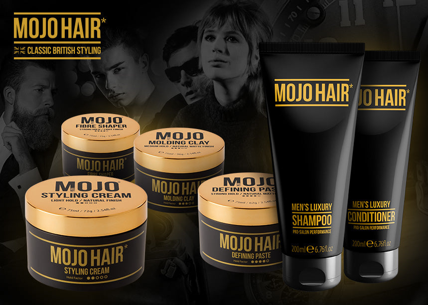 New MOJO Hair Range now on sale at Woolworths Australia!