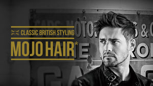 Spencer Matthews and MOJO HAIR*