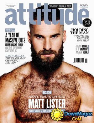 Attitude magazine reviews Mojo