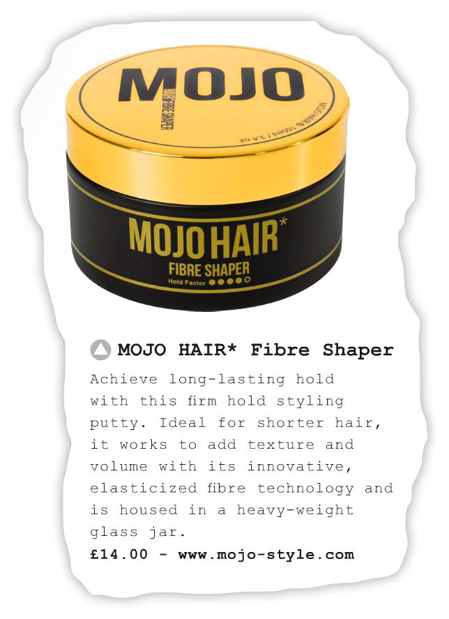 Mojo Hair Fibre Shaper in Salon NV magazine