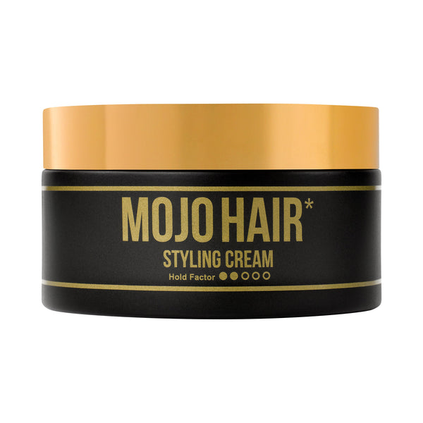 styling cream for hair shop mojo s styling range for mojo style 2653 | 5060430580003 Mojo Hair Styling Cream Front 100ml v4 grande