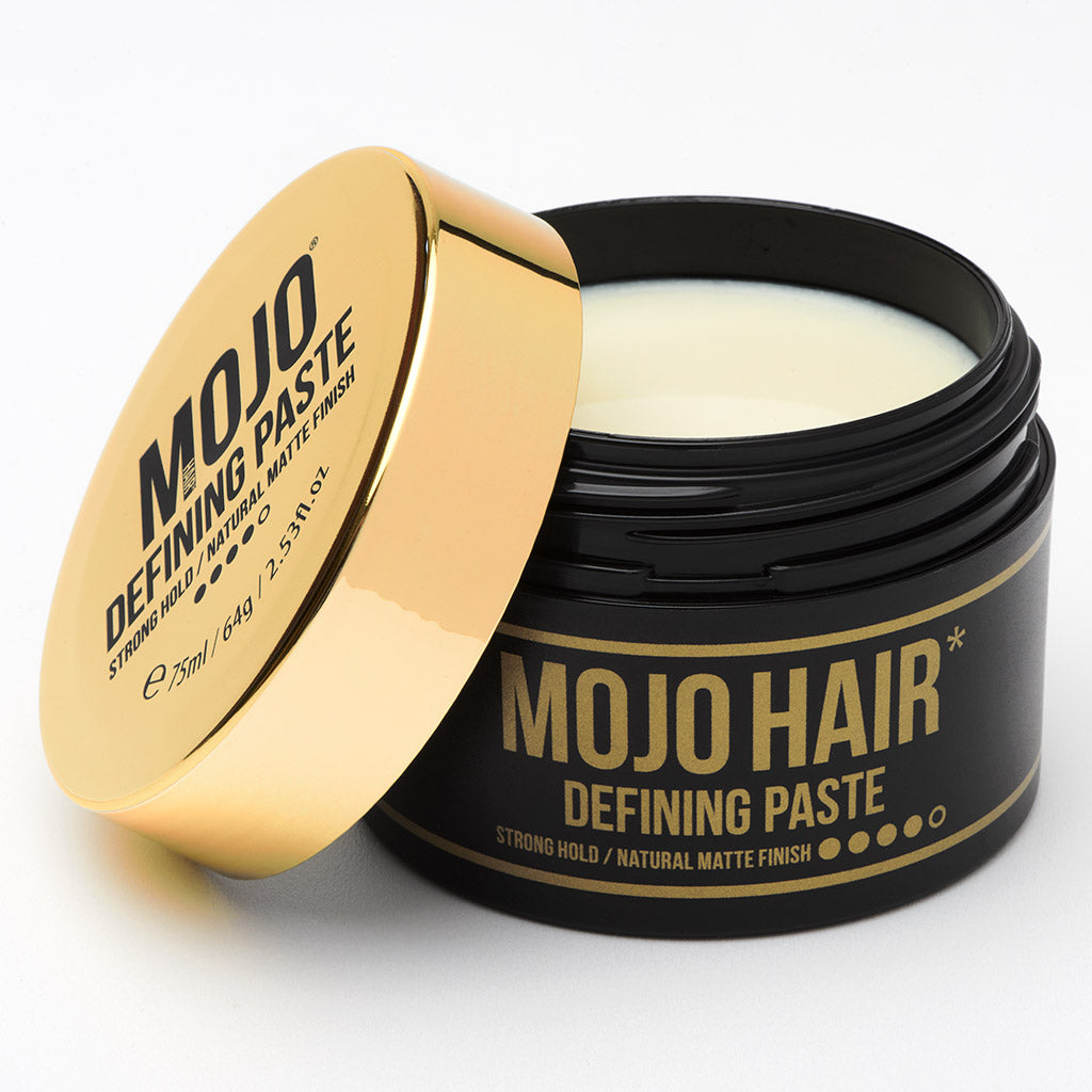 Mojo Hair Defining Paste (75ml / 64g / 2.53fl.oz)