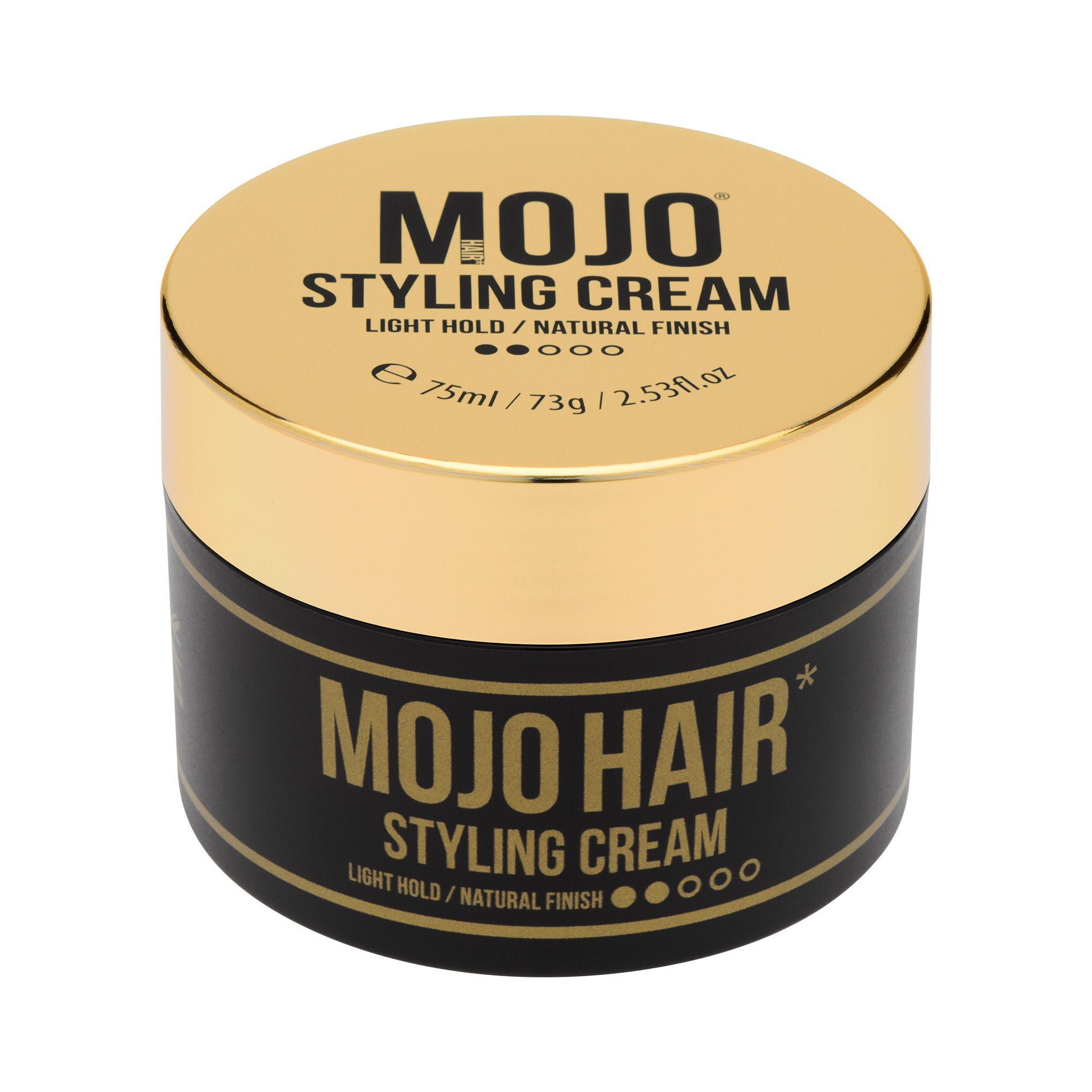 Mojo Hair Styling Cream (75ml)