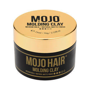 Mojo Hair Molding Clay (75ml)