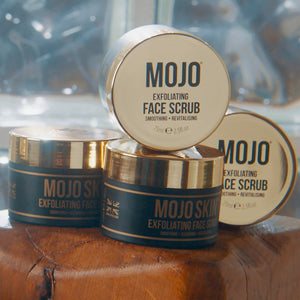 Mojo Skin Exfoliating Face Scrub (75ml / 2.5fl.oz)