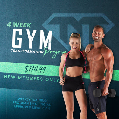 4 Week Gym Transformation Program