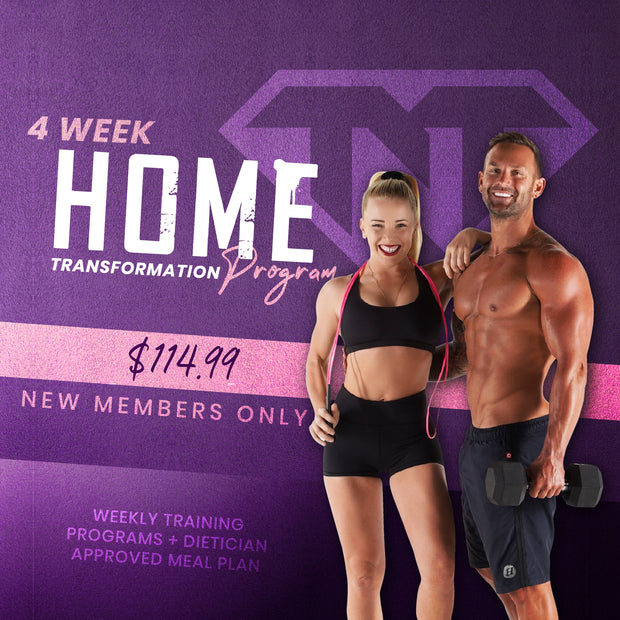 4 Week Home Transformation Program